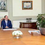 الرئيس المصري يوجه بتطوير المنظومة الضريبية