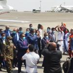 نائب رئيس مجلس السيادة السوداني يصل إثيوبيا في زيارة غير معلنة