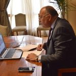 مصر تدعو الدول العربية لدعم تحركاتها في أزمة سد النهضة