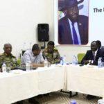 السودان.. رئيس المجلس السيادي يترأس اجتماع المجلس الأعلى للسلام