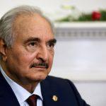 حفتر: سنطرد الغزاة الأتراك ومرتزقتهم من ليبيا