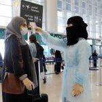 تذبذب منحنى الإصابات بفيروس كورونا في السعودية