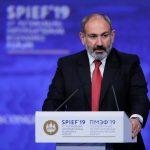 رئيس وزراء أرمينيا يصاب بفيروس كورونا