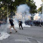تواصل الاحتجاجات ضد الشرطة الأمريكية وواشنطن تتهيأ لتظاهرة كبرى