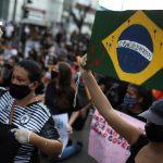 البرازيل تسجل 1214 وفاة بفيروس كورونا يوم الجمعة