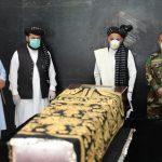 الأفغان يدينون مقتل رجل دين بارز في هجوم على مسجد بكابول