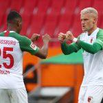 أوجسبورج يتعادل 1-1 مع كولونيا في الدوري الألماني