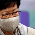 واشنطن تفرض عقوبات على زعيمة هونج كونج