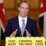 بريطانيا: ثابتون على دعمنا القوي لأمن الأراضي السعودية