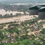 مقتل ثلاثة وإجلاء المئات في أوكرانيا بسبب الفيضانات