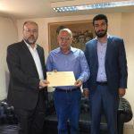 هنية يبعث برسالة لأمين عام الأحزاب العربية بشأن مخاطر الضم