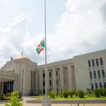 رئيس بوروندي المنتخب يتولى الرئاسة فورا إثر وفاة زعيم البلاد السابق