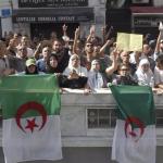 تجمعات للحراك في الجزائر وتوقيفات رغم منع التظاهر