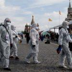 روسيا تسجل 20992 إصابة جديدة بكورونا