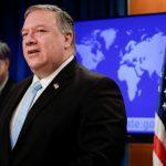بومبيو يعلن بدء عملية الانتقال في الخارجية الأمريكية