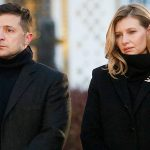 زوجة رئيس أوكرانيا تدخل المستشفى بعد إصابتها بكورونا