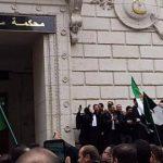 القضاء الجزائري: النطق بالحكم على حداد و10 آخرين أول يوليو