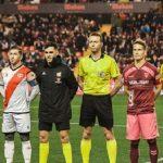 كرة القدم الإسبانية تعود من الشوط الثاني بين رايو وألباسيتي