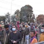 مقتل 17 شخصا خلال احتجاجات بجنوب إثيوبيا