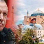القديسة «صوفيا» المصرية تفسد العلاقة بين أردوغان والغرب.. وروسيا تقف على «الحياد»