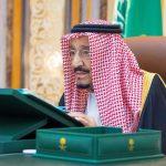 العاهل السعودي وولي العهد يهنئان بايدن بفوزه بالرئاسة الأمريكية