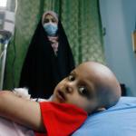 مستشفى لعلاج السرطان بالعراق يحارب لمنع كورونا من الوصول للأطفال