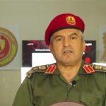العميد خالد المحجوب لـ«الغد»: جيش السراج يتكون من 10 آلاف مرتزق