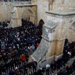 الهيئات الدينية في القدس: باب الرحمة جزء من المسجد الأقصى ونحذر الاحتلال من المساس به