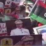 مظاهرات حاشدة في بنغازي ضد التدخل التركي في ليبيا