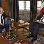 لبنان.. تفاصيل لقاء رئيس مجلس النواب مع زعيم «الوطني الحر»