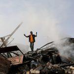 ارتفاع عدد قتلى انهيار أرضي بميانمار إلى 162