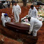 البرازيل: أكثر من 33 ألف إصابة و739 وفاة بفيروس كورونا