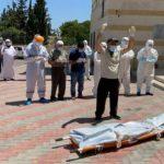 الصحة الفلسطينية تعلن ثالث وفاة اليوم تأثرًا بكورونا