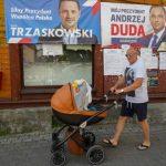 منافسة حادة في الدورة الثانية للانتخابات الرئاسية في بولندا