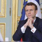 الرئيس الفرنسي يصل تشاد للمشاركة في جنازة الرئيس ديبي