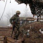 بدء سريان وقف شامل لإطلاق النار شرق أوكرانيا