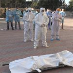 الصحة الفلسطينية: حالة وفاة و382 إصابة جديدة بكورونا