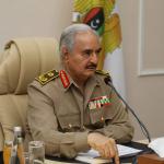 حفتر: جاهزون لتحرير التراب الليبي من العدوان التركي