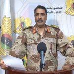 شاهد.. الجيش الليبي يحدد شروط فتح الموانئ والحقول النفطية