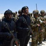 الجيش المصري ينفذ تدريبا عسكريا على الحدود الغربية