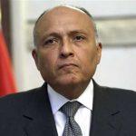 وزير الخارجية المصري سامح شكري يشارك في القمة الخليجية