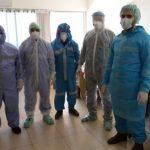 إرسال فريق طبي من غزة إلى الضفة للمساعدة في مواجهة كورونا