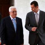 الرئيس الفلسطيني يتلقى رسالة من نظيره السوري.. هذه تفاصيلها