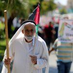 الفلسطينيون يهتفون بصوت واحد: «لا لضم الأراضي المحتلة»