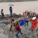 أكثر من 100 قتيل بانهيار أرضي في ميانمار.. وتعليق عمليات البحث