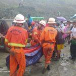 ارتفاع قتلى انهيار منجم ميانمار إلى 113 شخصًا