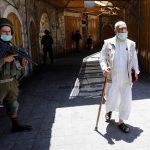 فلسطين: 75% من وفيات كورونا بين المسنين