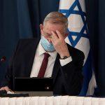 وزير الجيش الإسرائيلي يدخل الحجر الصحي