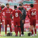 مدرب ليفربول: أداء الفريق لم ينخفض رغم ندرة الأهداف