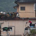 فيضانات اليابان تقتل ما لا يقل عن 60 شخصا